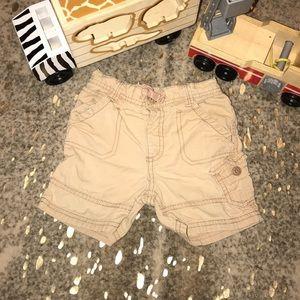 Other - Kids 12-18 Month Khaki Shorts